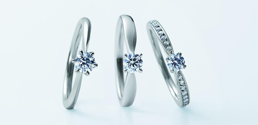 婚約指輪にプラチナを使う理由は? 素材の特徴を知って指輪を上手に選ぼう