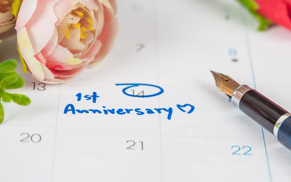 結婚記念日の数え方とは? 記念日の持つ意味やおすすめのプレゼントと ...